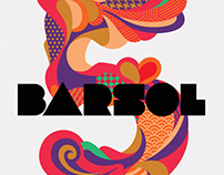 Barsol Cafe / Anniversary Poster