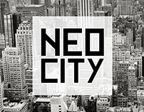 Neo City Font