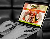 ABOCA'S ITALIAN GRILL WEB DESIGN