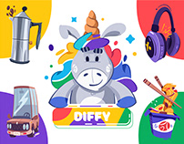 Diffy | Mobile Game