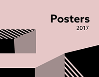 POSTERS 2014-2017