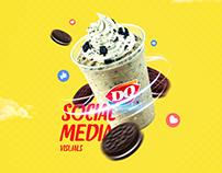 DQ Egypt Social Media Visuals