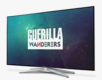 Guerilla Wanderers Branding