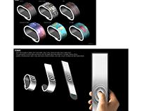 Bracelet lecteur Mp3 (Tonik)