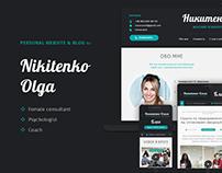 Nikitenko Olga - Trans Coach