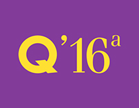 Q 16 - Quadriennale di Roma 2016