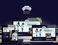 London Dairy Premium Website