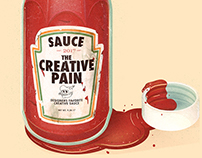 The Creative Pain: Secret Sauce