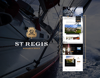St. Regis Monarch Beach Resort Website