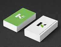 Taylorail | Business Card Design