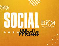 Social Media - BKM Kitap