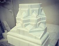 Classic marble design