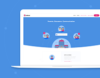 Kiddoos - Webdesign