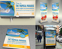 Tour and Travel Advertising Bundle