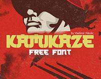 Kamikaze Free Font