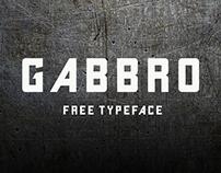 Gabbro - Free Typeface