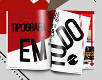 Revista TIPOS&textos - TIPOS&textos Magazine