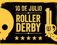 Roller Derby Flyers