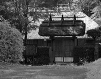 a private house of Edo era (more than 150 years)