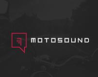 Motosound | Branding