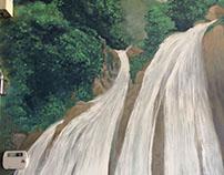 Pho Viet 4 Murals - Sterling Heights, MI