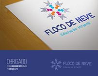 Logotipo - Floco de Neve