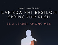 Westworld Themed LPhiE 2017 Rush Materials
