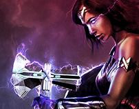 Wonder Woman X Strombreaker
