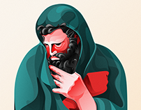 Judas Iscariot - Portrait
