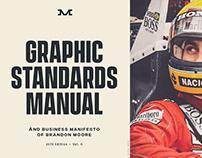 Brandon Moore: Graphic Standards Manual