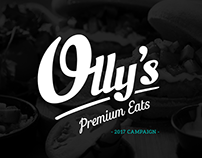 Olly's Campaign 2017
