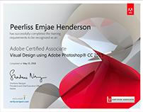 Adobe Photoshop Certification