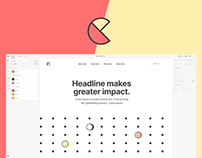 Bright Kit for Adobe XD