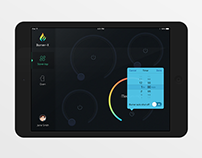 Oven and Stovetop Remote Control App