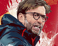Liverpool Vs Manchester City Champions League QF