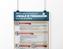 Poster Resumen para proyecto de Máster