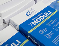 EIPASS 7 Moduli Book | Cover and layout