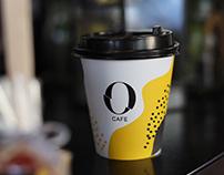 O Café branding