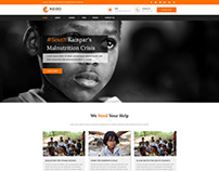 NGOO - Charity, Nonprofit, and Fundraising PSD Template