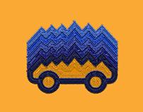 MAC Adventure Vans Branding