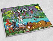Album cover - Sultana