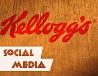 Kelloggs — Facebook Content