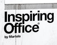 Martela Inspiring Office stand