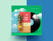 Slow Summer - Social Media / Music / Party