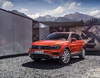 Volkswagen Tiguan | 2016