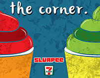 7Eleven Slurpee Ad