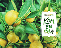 Fermented tea Kombucha