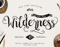 Sortdecai Handmade Script Typeface