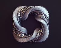 Personal project - fur