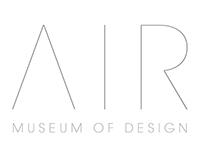 AIR / ROC - Museum Brand Identity